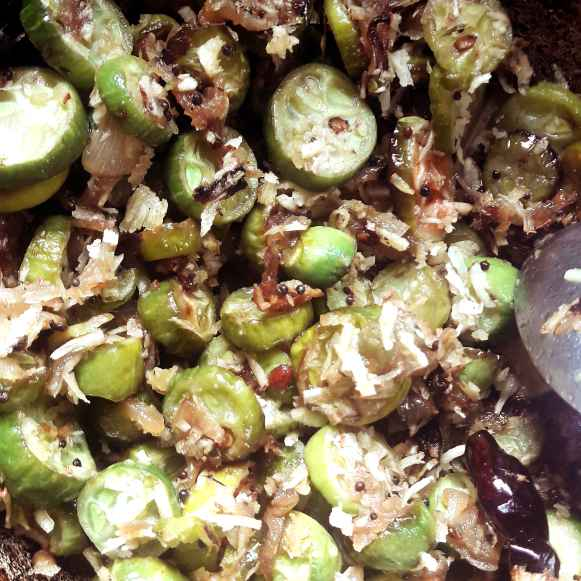 Photo of Kovakkai fry by hajirasheed haroon at BetterButter