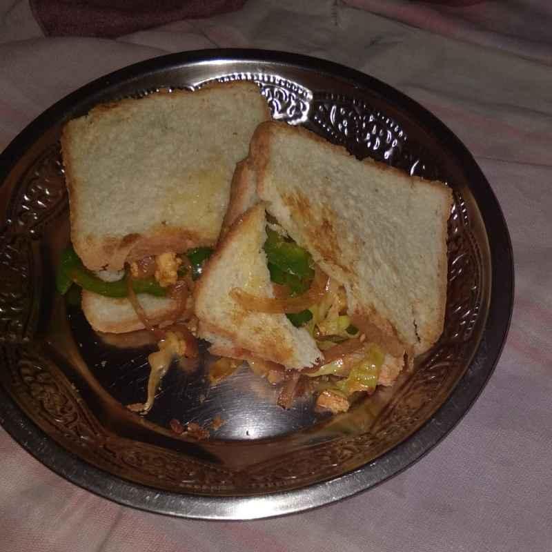 Photo of Paneer capsicum masala bread toast by hajirasheed haroon at BetterButter