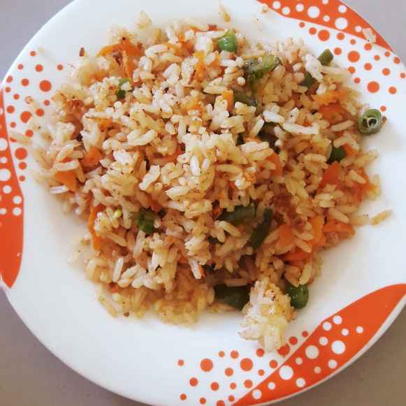 Photo of schezwan fried rice by hajirasheed haroon at BetterButter