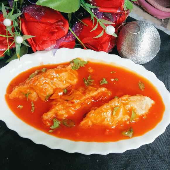 Photo of Chicken Momos Gravy by Hameed Nooh at BetterButter