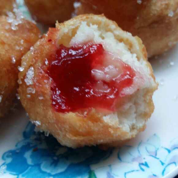 Photo of Jelly filled Doughnut Holes by Hameed Nooh at BetterButter