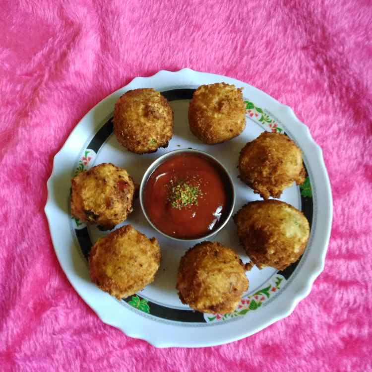 Photo of Cheese balls by Hanika Thadani at BetterButter