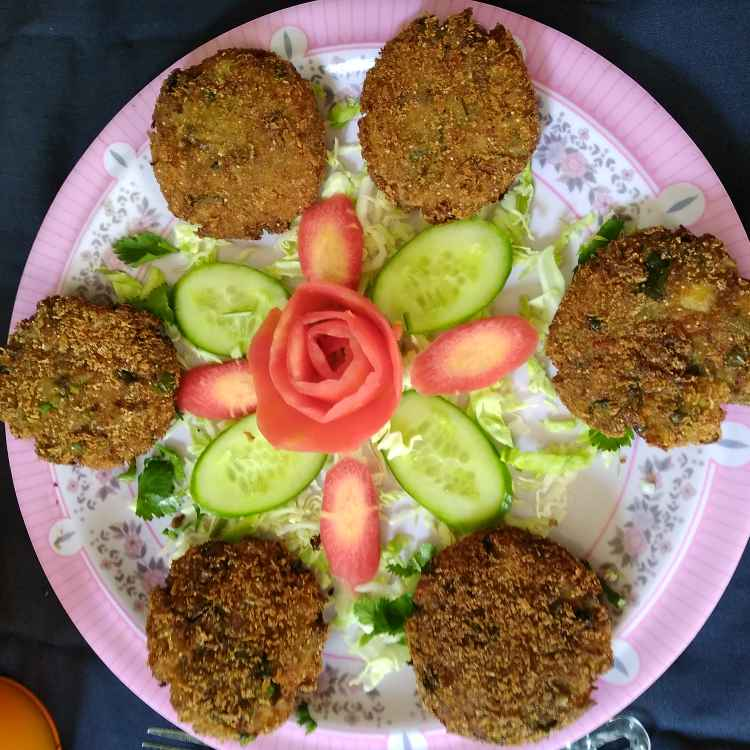 Photo of Vegetable Cutlets by Hanika Thadani at BetterButter