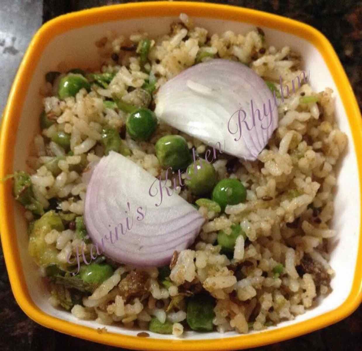 How to make Jeera rice