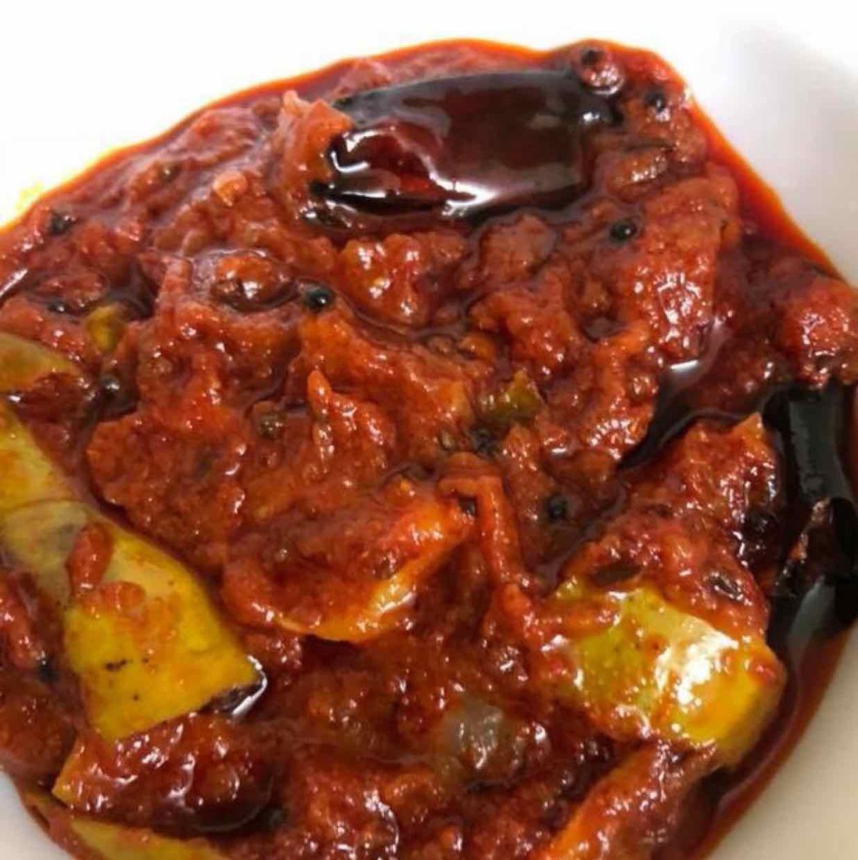 Photo of Mango Bisi Uppina kai by Harini Balakishan at BetterButter