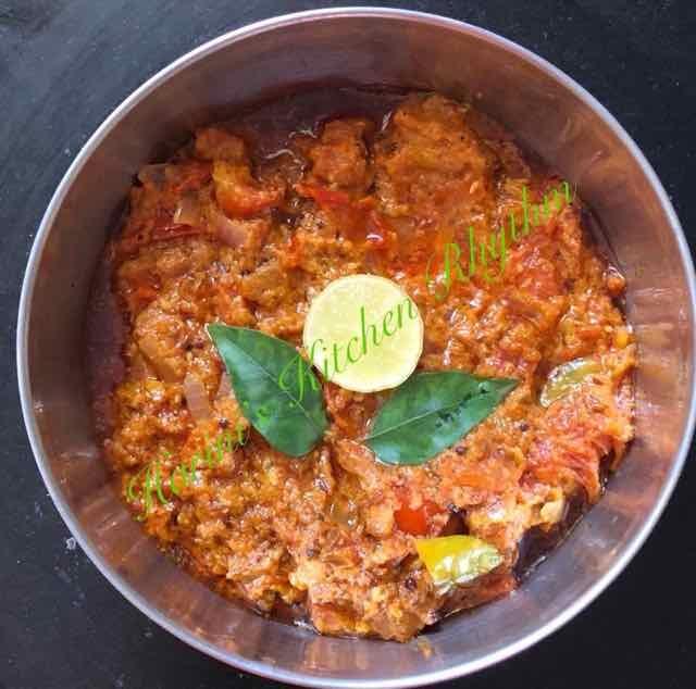 How to make tomato gojju