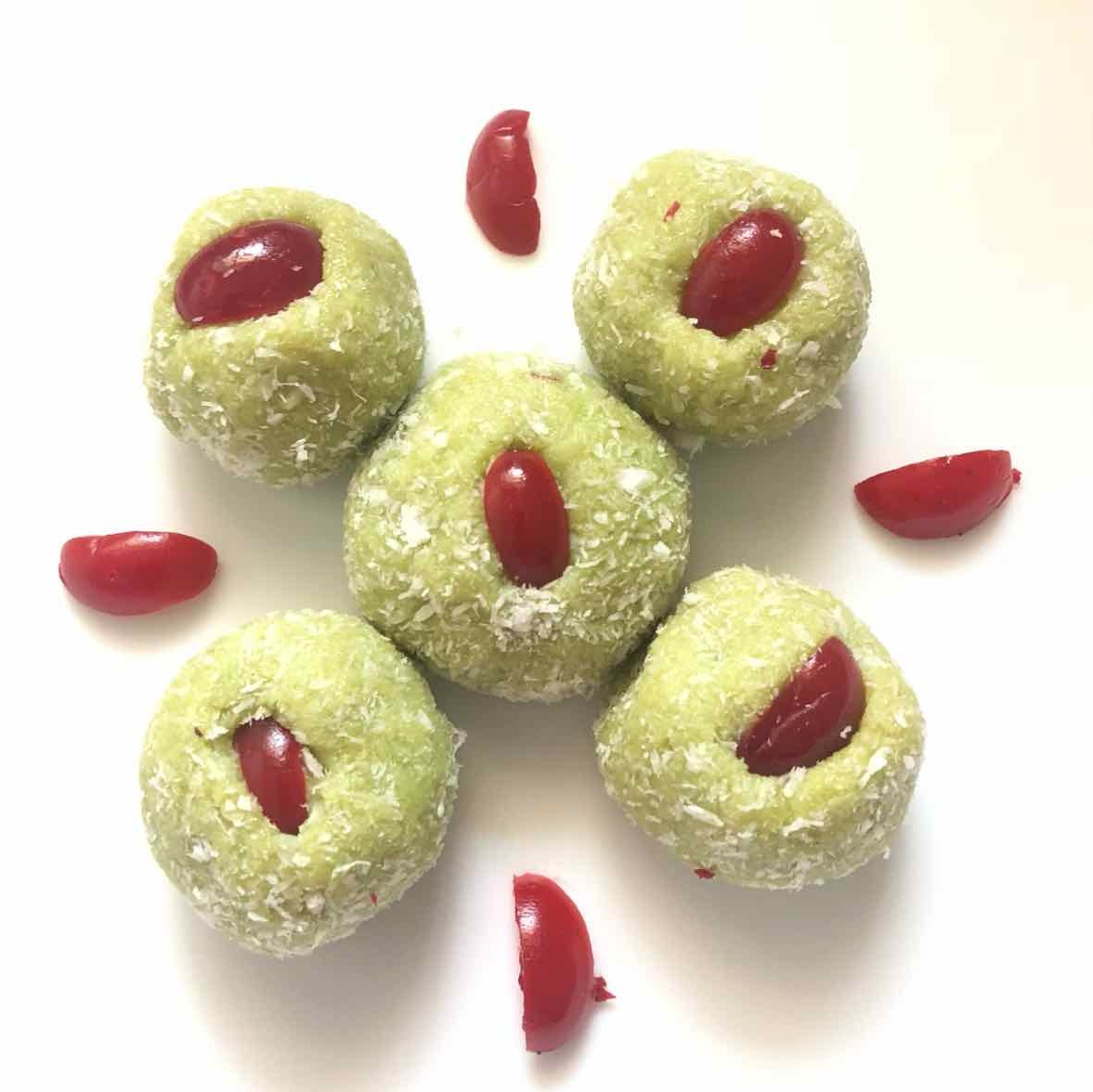 Photo of Betel leaves coconut laddoo  by Harini Balakishan at BetterButter