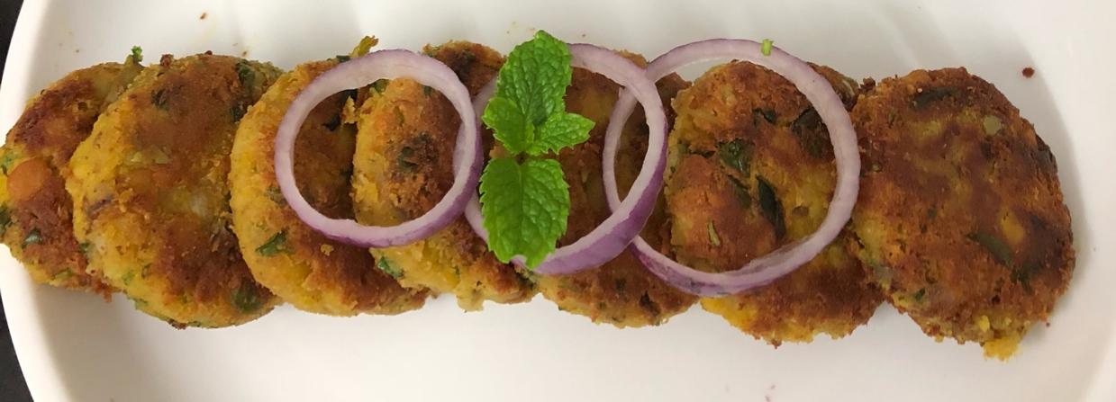 Photo of Chana dal kebab  by Harini Balakishan at BetterButter