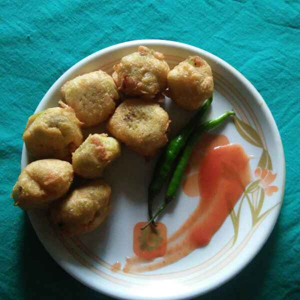 Photo of Bataka Vada by Harsha brahmbhatt brahmbhatt at BetterButter