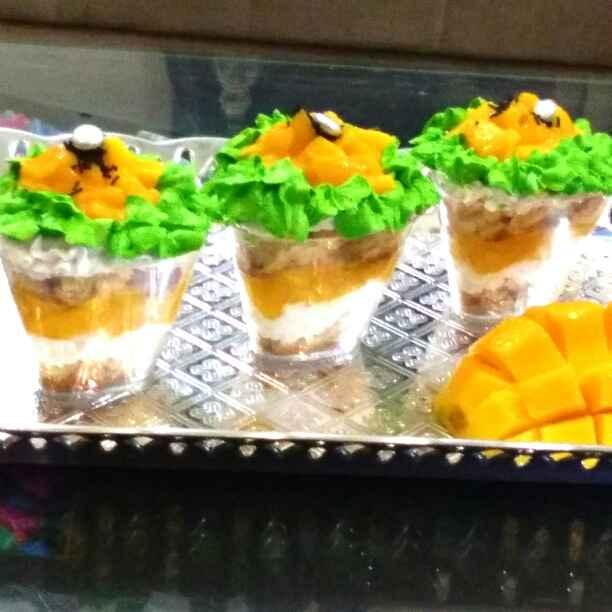 Photo of Mango pudding by Harsha Israni at BetterButter