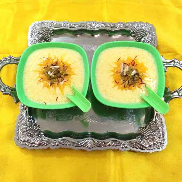 Photo of Mango phirni by Harsha Israni at BetterButter