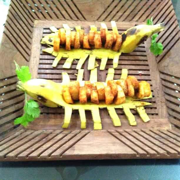 Photo of Banana masala by Harsha Israni at BetterButter