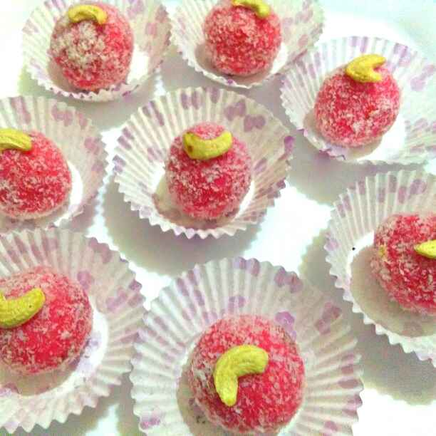Photo of Malai coconut laddoo by Harsha Israni at BetterButter