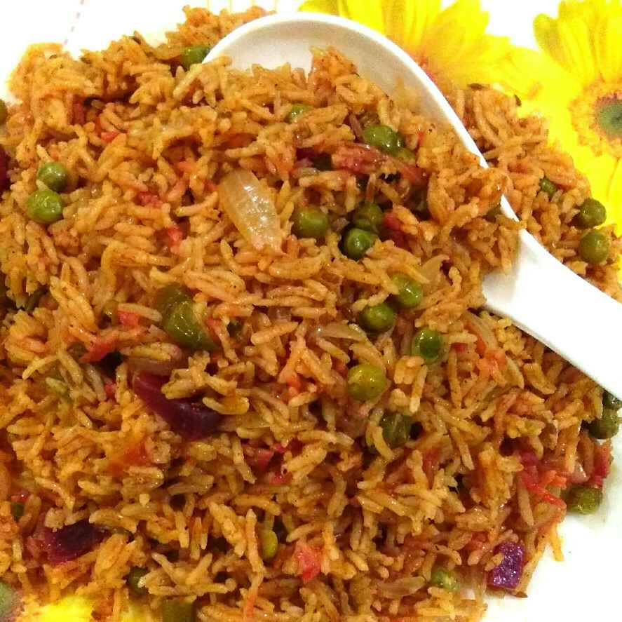 Photo of Vegetable pulav by Harsha Israni at BetterButter