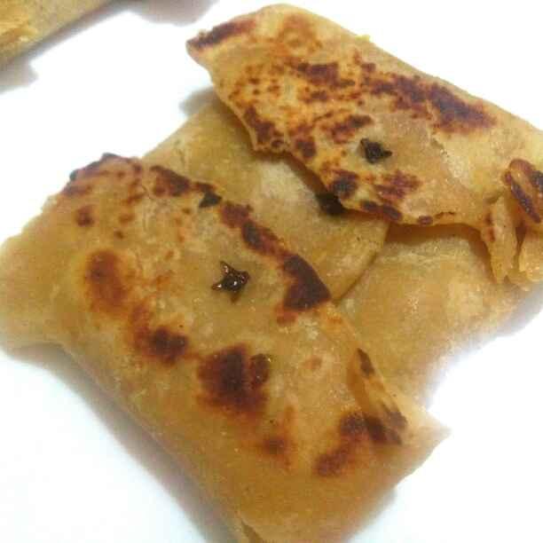 Photo of Lifafa cheese veg parantha by Harsha Israni at BetterButter