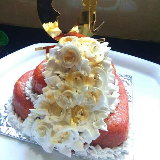 Photo of Gajar Halwa Cake by Harsha Israni at BetterButter