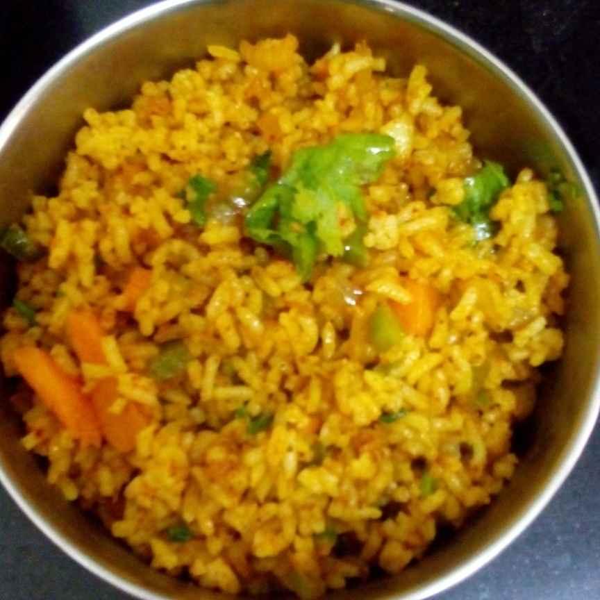 How to make Mumbai's Tawa pulao