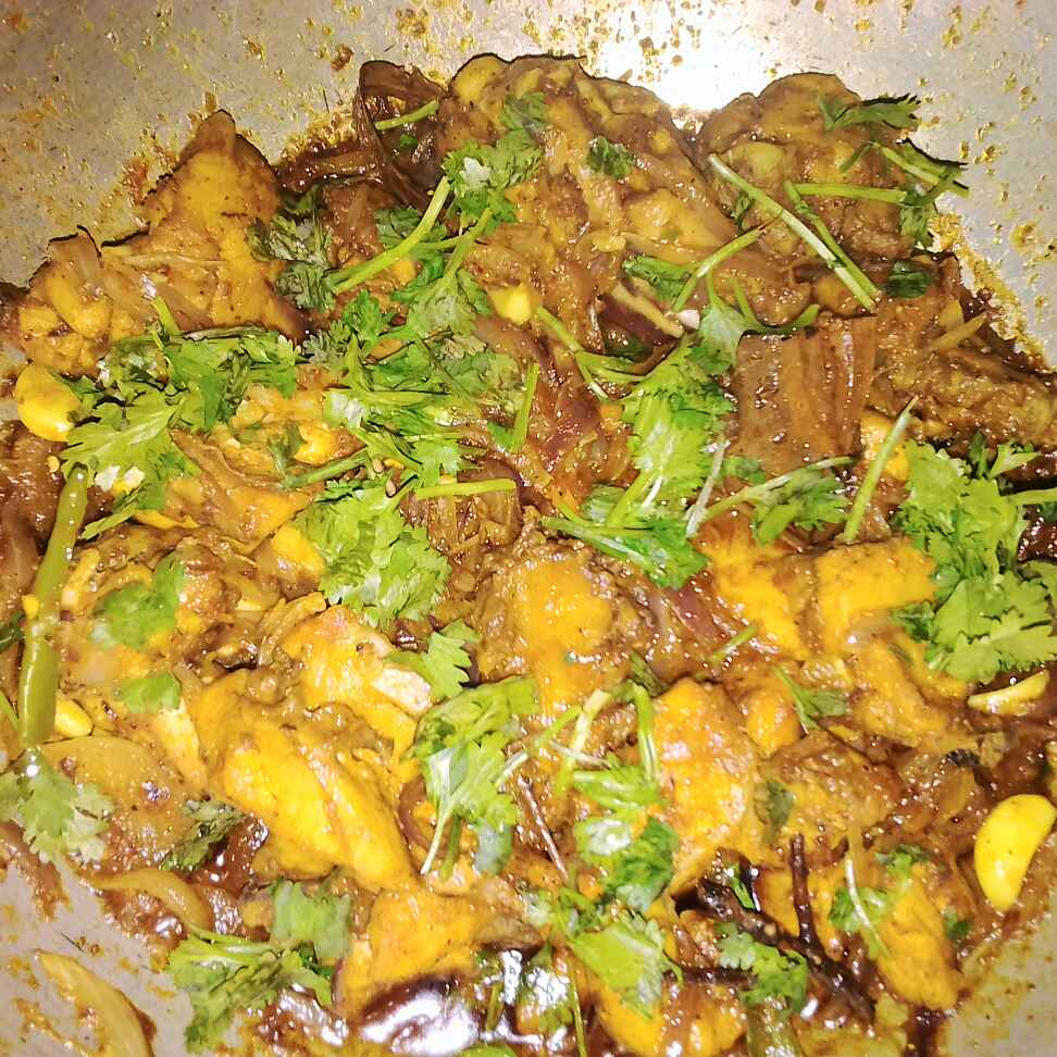 Photo of Easy Chicken Curry by Harshit Mishra at BetterButter