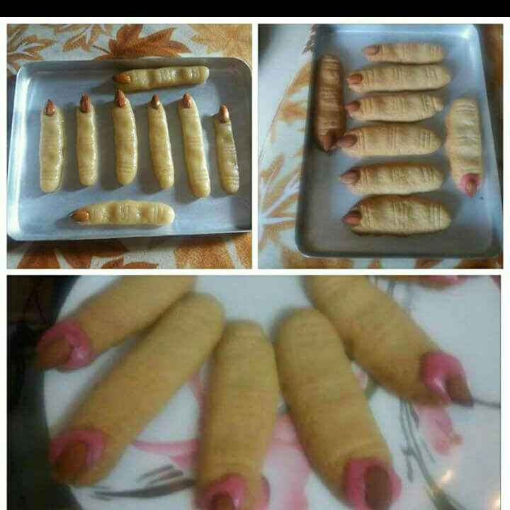 Photo of Finger cookies by Harshita Amarnani at BetterButter