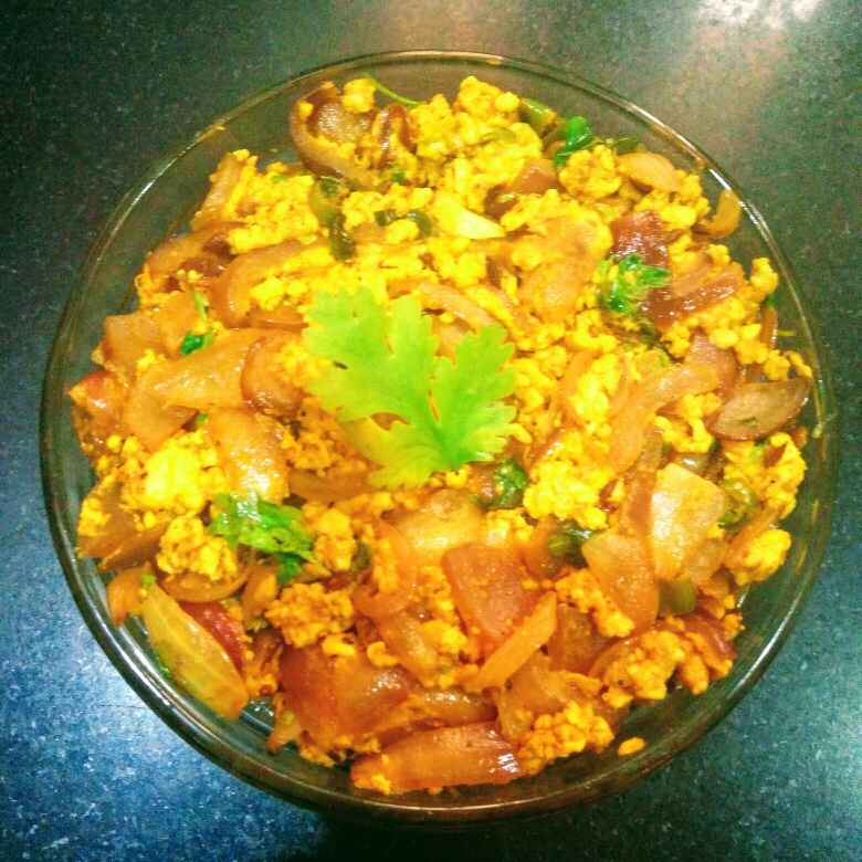 Photo of Paneer bhurji by Harshita Arora at BetterButter