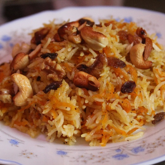 Photo of Sweet Carrot Rice by Harshita Saxena at BetterButter