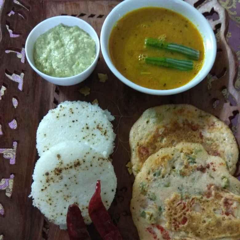 How to make साउथ इंडियन डीश