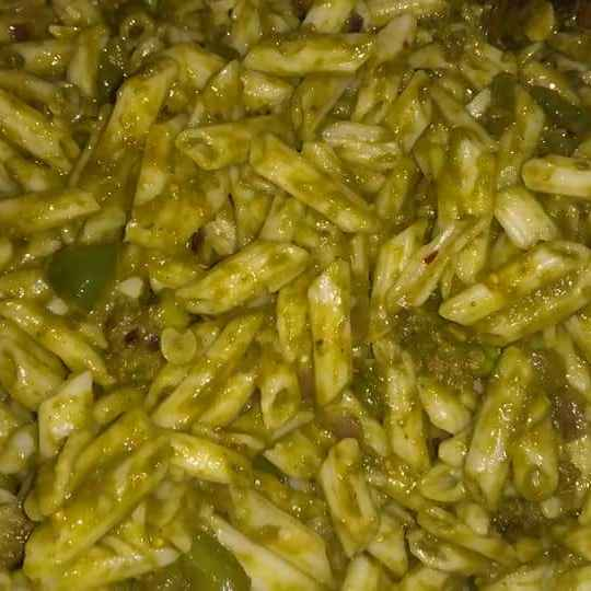 Photo of Green pasta by   at BetterButter