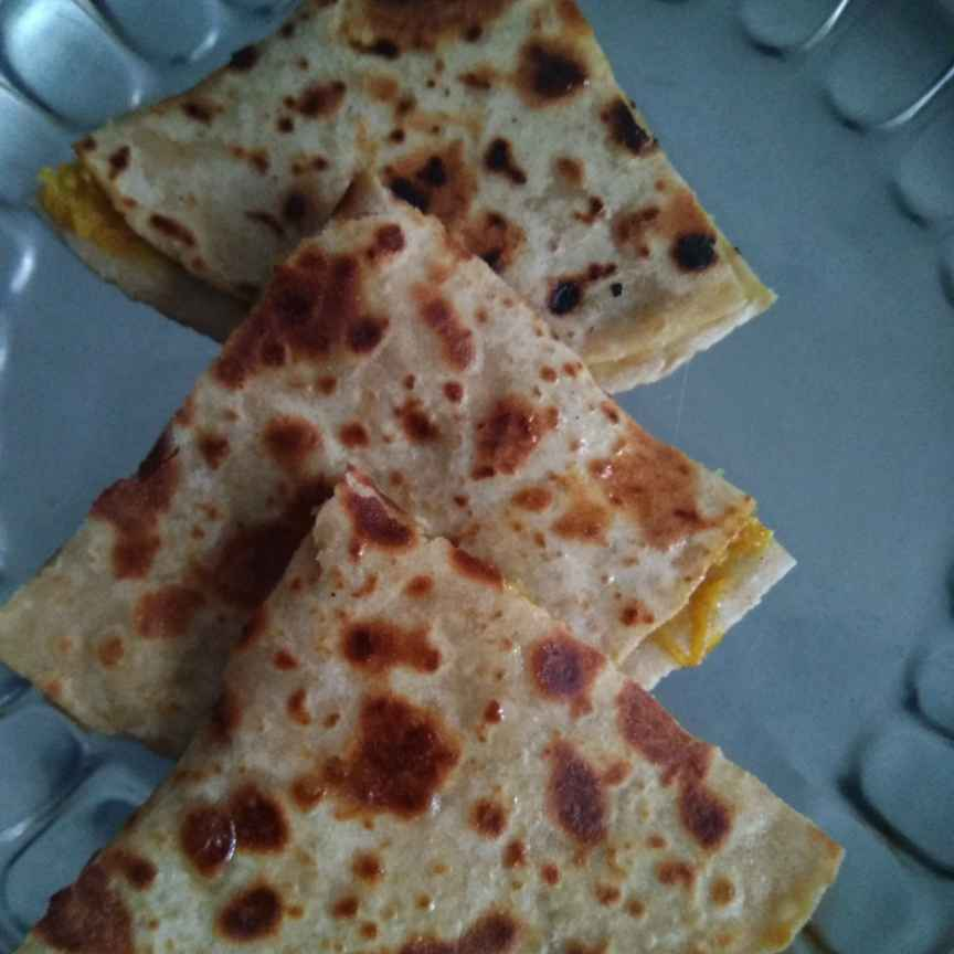 Photo of Quick alu paratha by   at BetterButter