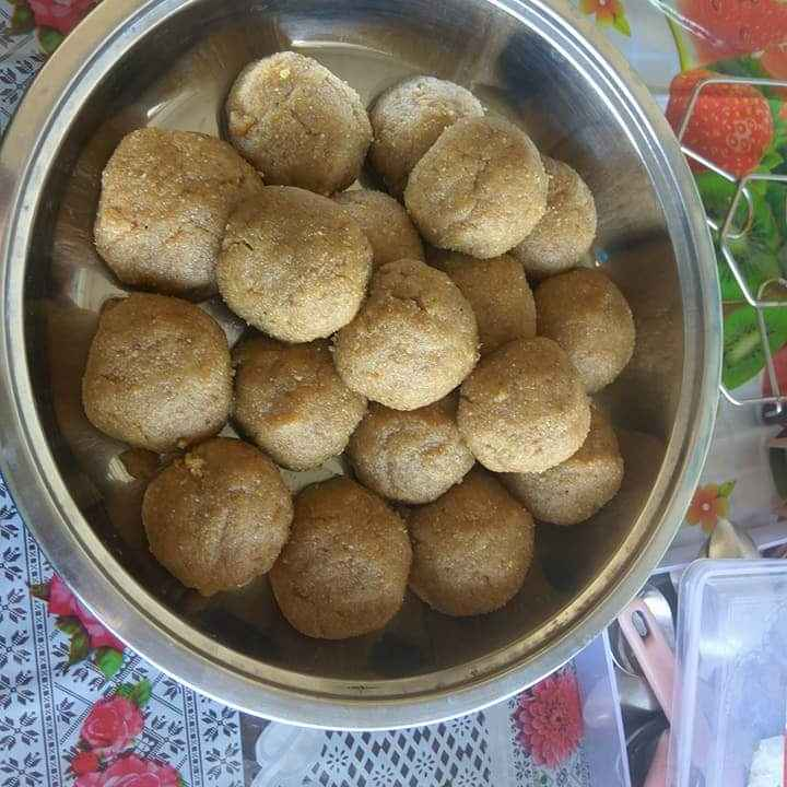 Photo of Ding ladoo by Heena Panchal at BetterButter