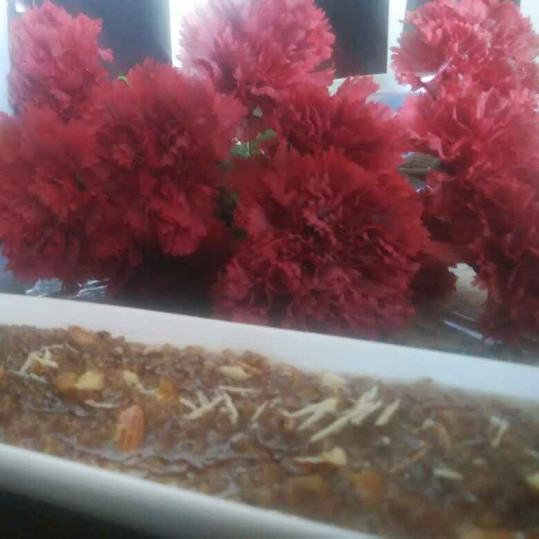 How to make Almond and Oats Sheera