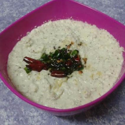 How to make Coconut chutney/Nariyal ki chutney