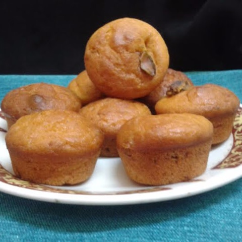 How to make Egg Less Mango Muffins