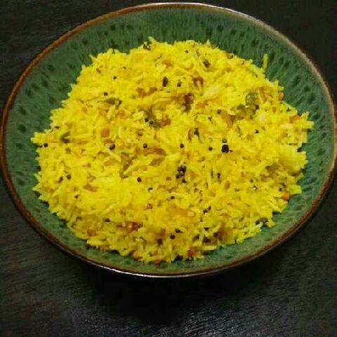 How to make Lemon Rice