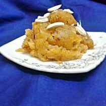 Photo of Sweet potato halwa by Hem Lata Srivastava at BetterButter