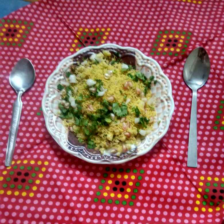 Photo of Dhokla chat by Hema Bhatia at BetterButter