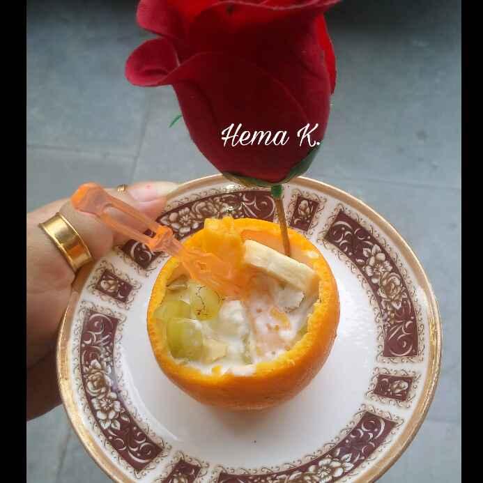 How to make Creamy Fruit Basket Salad
