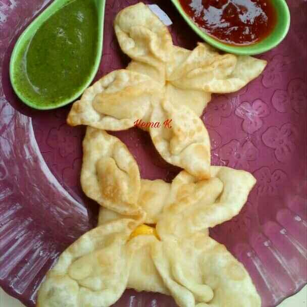 How to make Flowery Mango Salsa