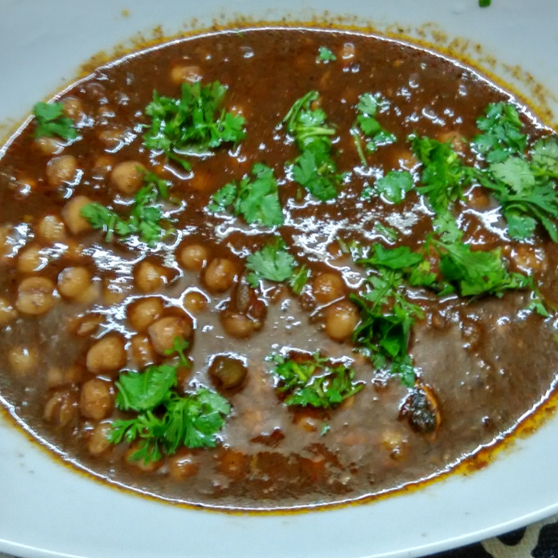 How to make Punjabi Chole