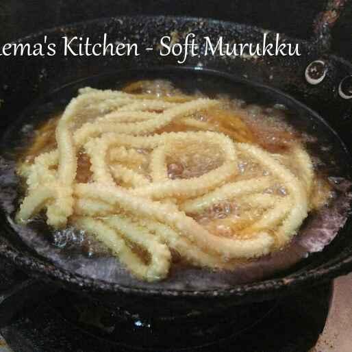 Photo of Easy Butter Murukku by Hema Shakthi at BetterButter