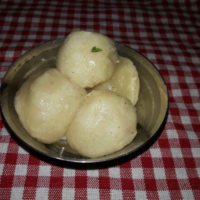 How to make coconut laddu