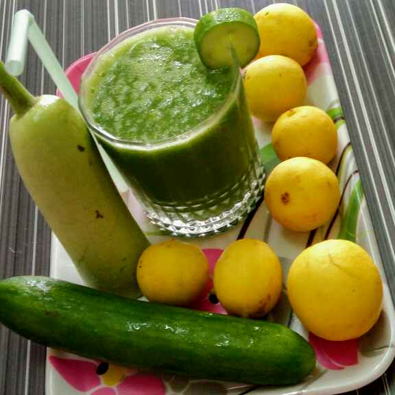 Photo of Green smudhi by Hetal Sevalia at BetterButter