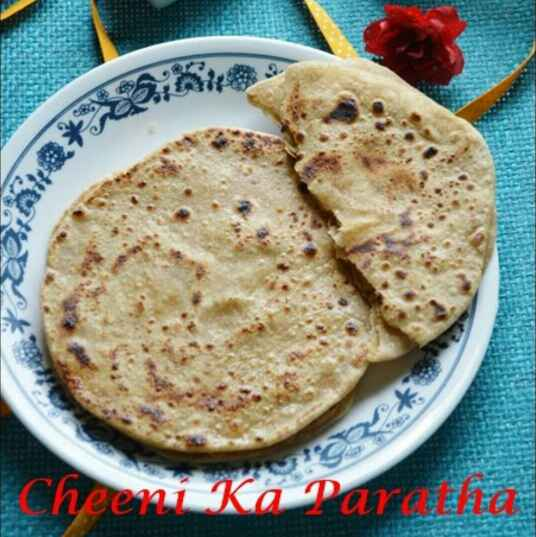 Photo of Chini ka paratha by Hetal Sevalia at BetterButter