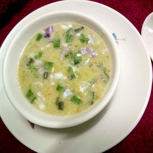 Photo of Sweet corn soup by Hetal Sevalia at BetterButter