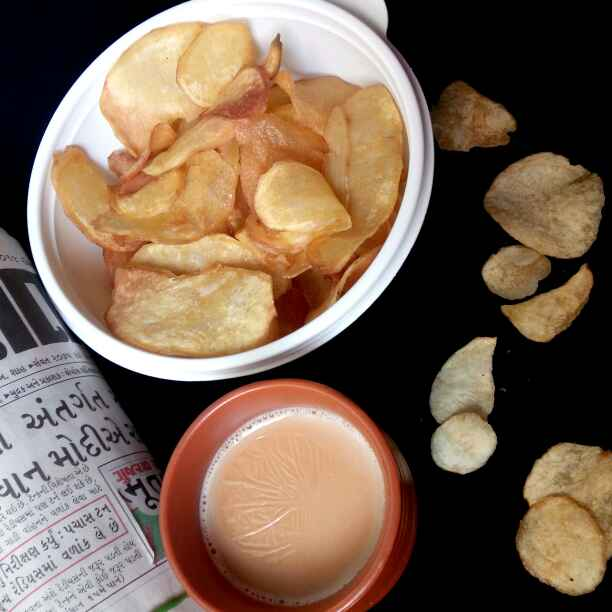 Photo of Sweet potato chips by Hetal Sevalia at BetterButter