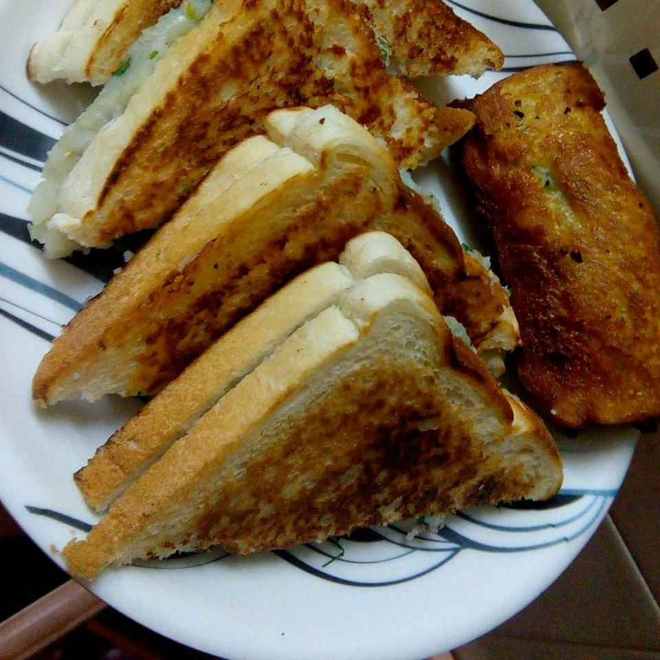 Photo of Toast Sandwich & Bread Roll by Hetal Shah at BetterButter
