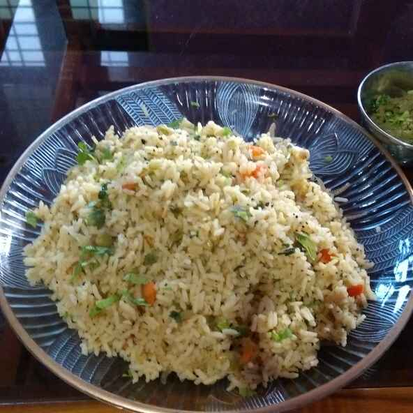 How to make Veg Pulav