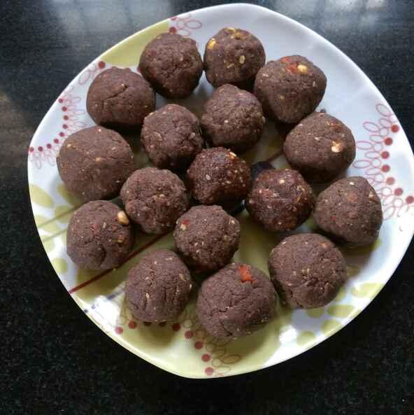 How to make Instant Raagi Laddu