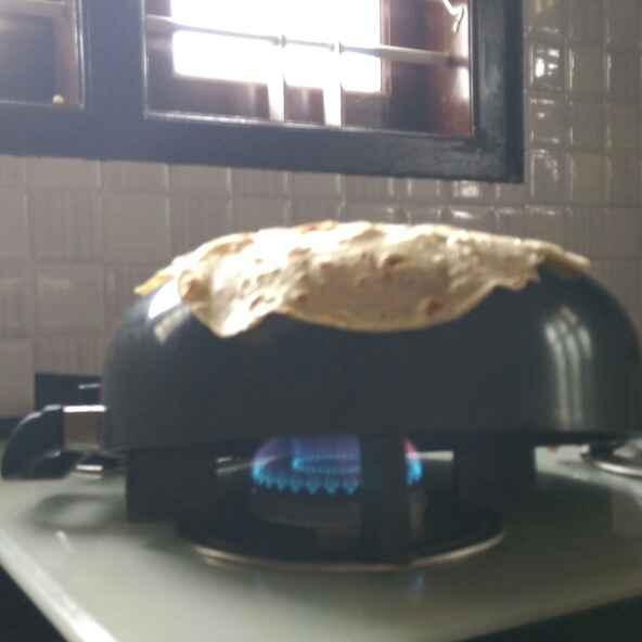How to make रुमाली रोटी