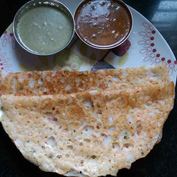 How to make Rava Dosa