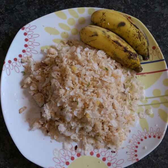 How to make Chuduva (Sweet Poha)